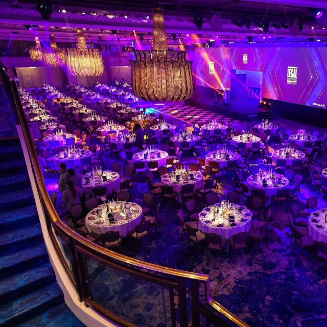 It's as if nothing happened. Back at @grosvenorhouselondon for The Legal Business Awards @legalbusinessuk Congratulations to all the winners. Good to be back #eventprofuk #eventprofsldn